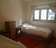 Bedroom 1 view of Biancaneve sauze d'Oulx apartment holiday rental, Via Lattea