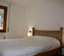 Bedroom Capanna lipi sauze d'oulx ski apartment accommodation