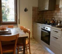 Modern Kitchen Capanna lipi sauze d'oulx ski apartment accommodation