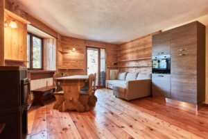 modern living, chalet style apartment accommodation, ski sauze d'oulx