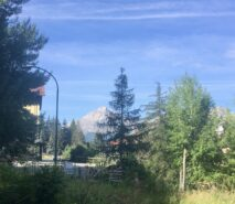View of the mountains, ski holidays, accommodation Sauze d'Oulx