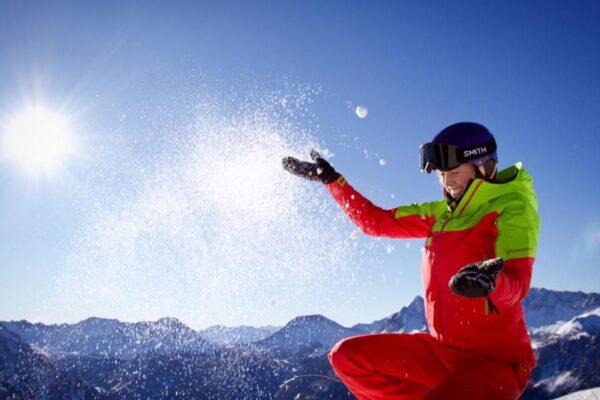 Emily4Ski Sauze d'Oulx ski instructor, holiday apartments sauze d'Oulx